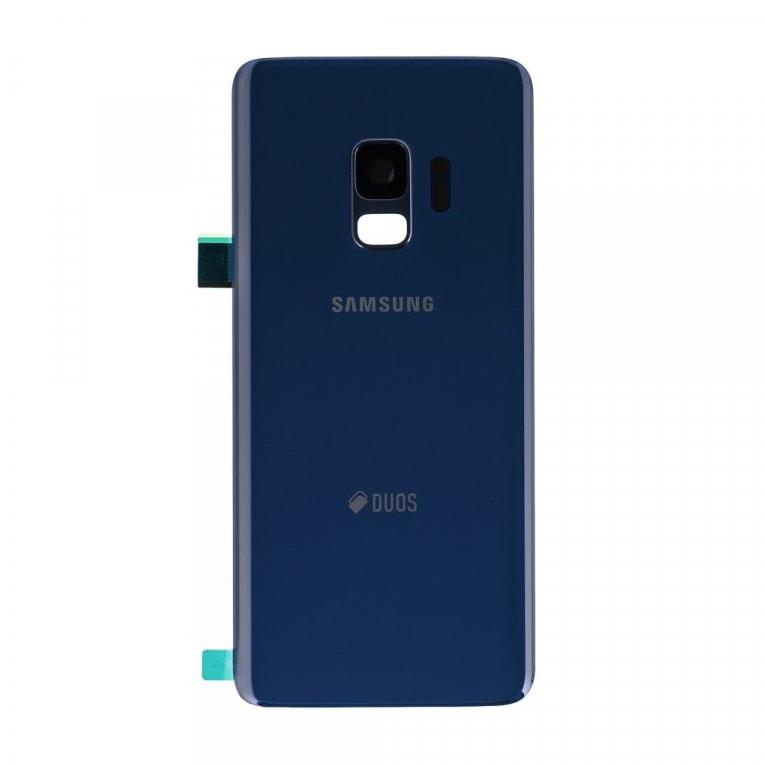 Samsung Galaxy S9 zadní kryt baterie Modrý G960 (Service Pack)