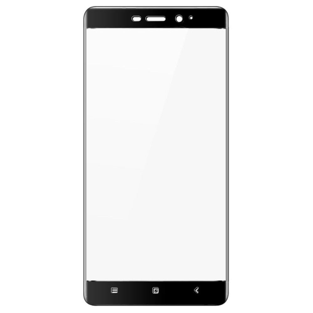 Xiaomi Redmi 4 / Prime 3D Ochranné tvrzené sklo na displej černý