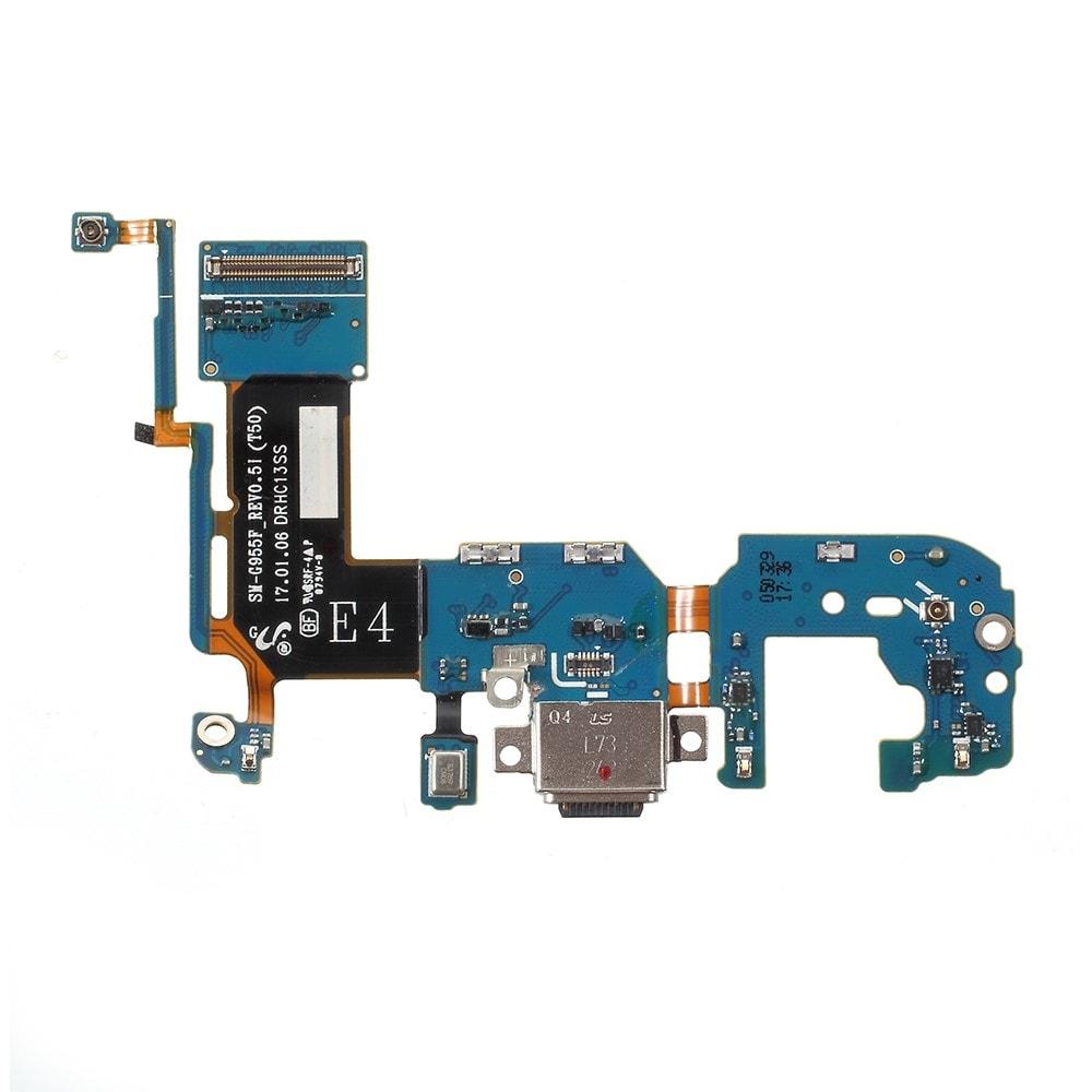 Samsung Galaxy S8 Plus nabíjecí usb konektor flex nabíjení mikrofon G955F