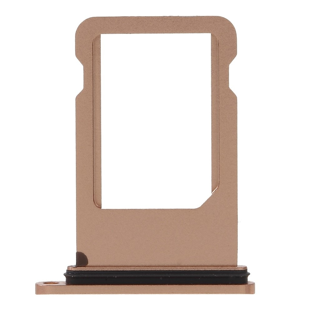 Apple iPhone 8 plus šuplík na SIM kartu tray Rose Gold růžový zlatý