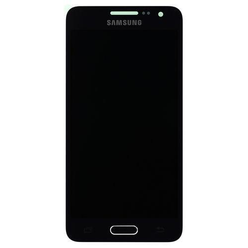 Samsung Galaxy A3 2015 LCD displej dotykové sklo černé A300F