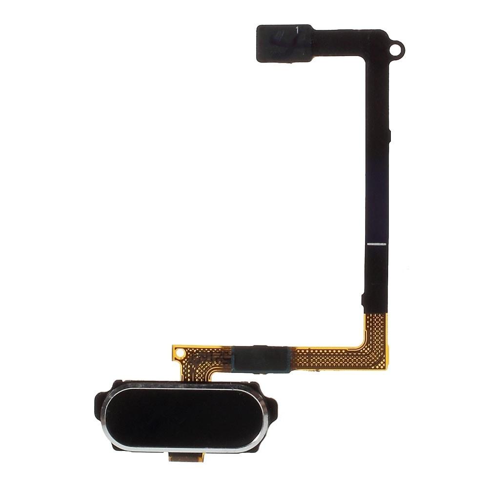 Samsung Galaxy S6 Home Button domovské tlačítko otisk prstu G920F Černá