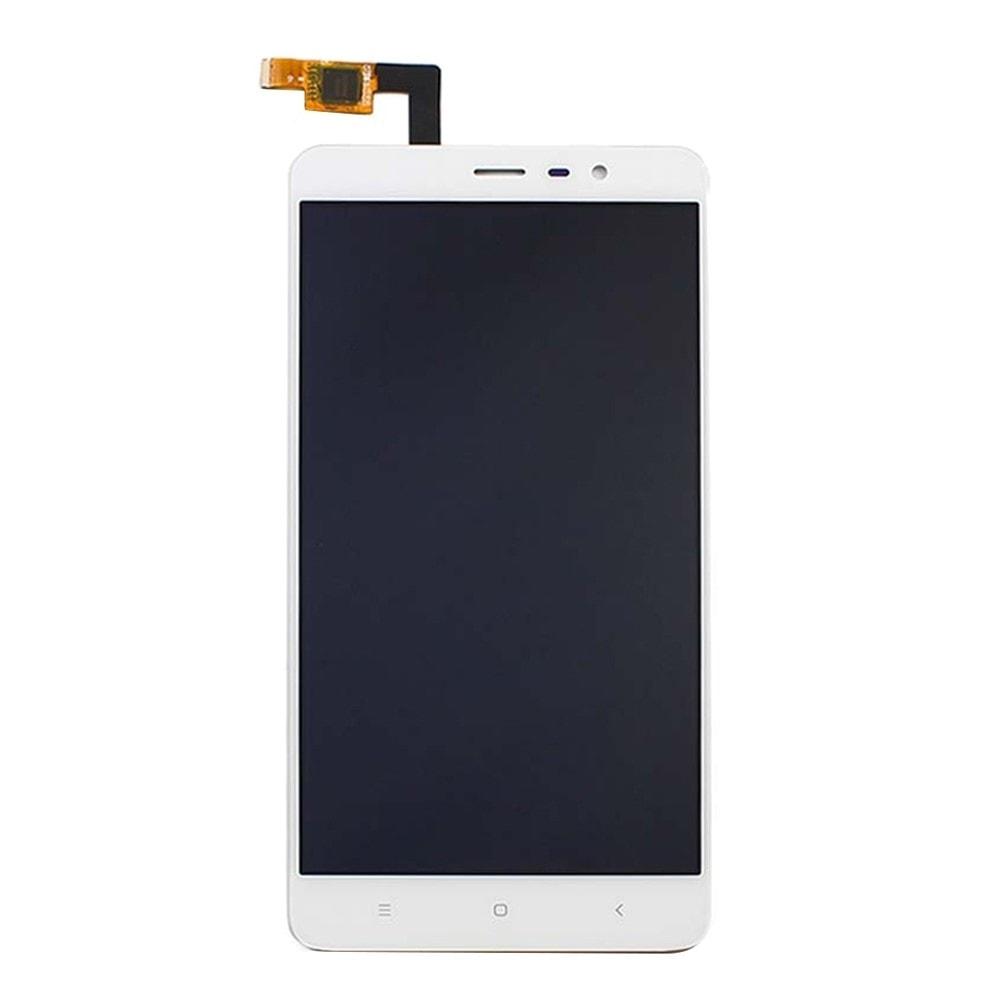 Xiaomi Redmi Note 3 / Note 3 Pro LCD displej bílý + dotykové sklo komplet