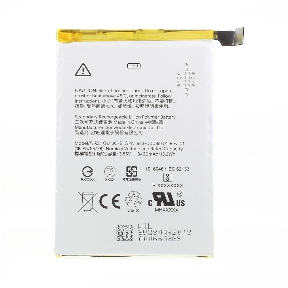 Google Pixel 3 XL Baterie G013C-B