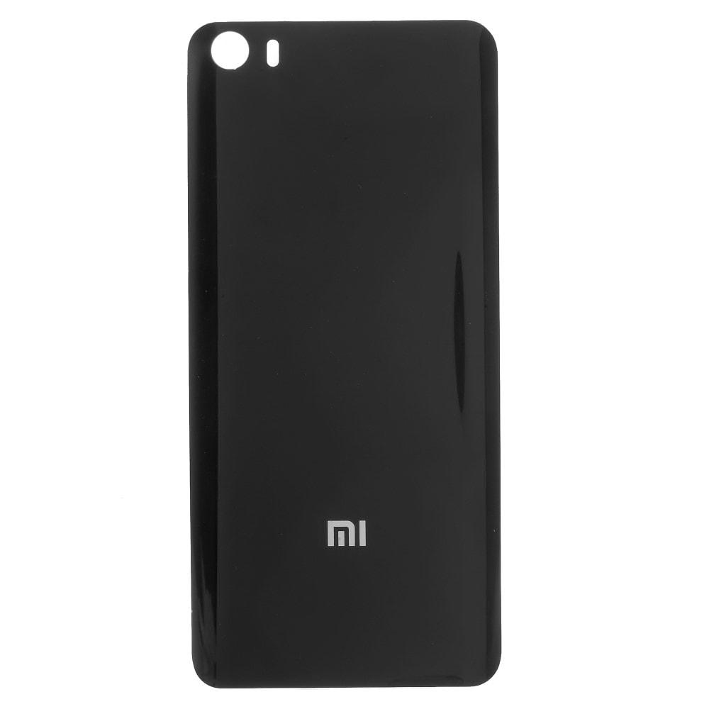 Xiaomi Mi5 zadní kryt baterie černý skleněný