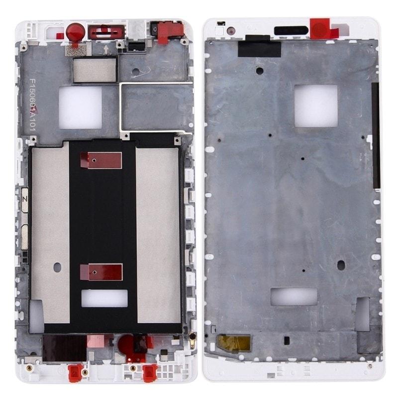 Huawei Mate S střední rámeček LCD bílý