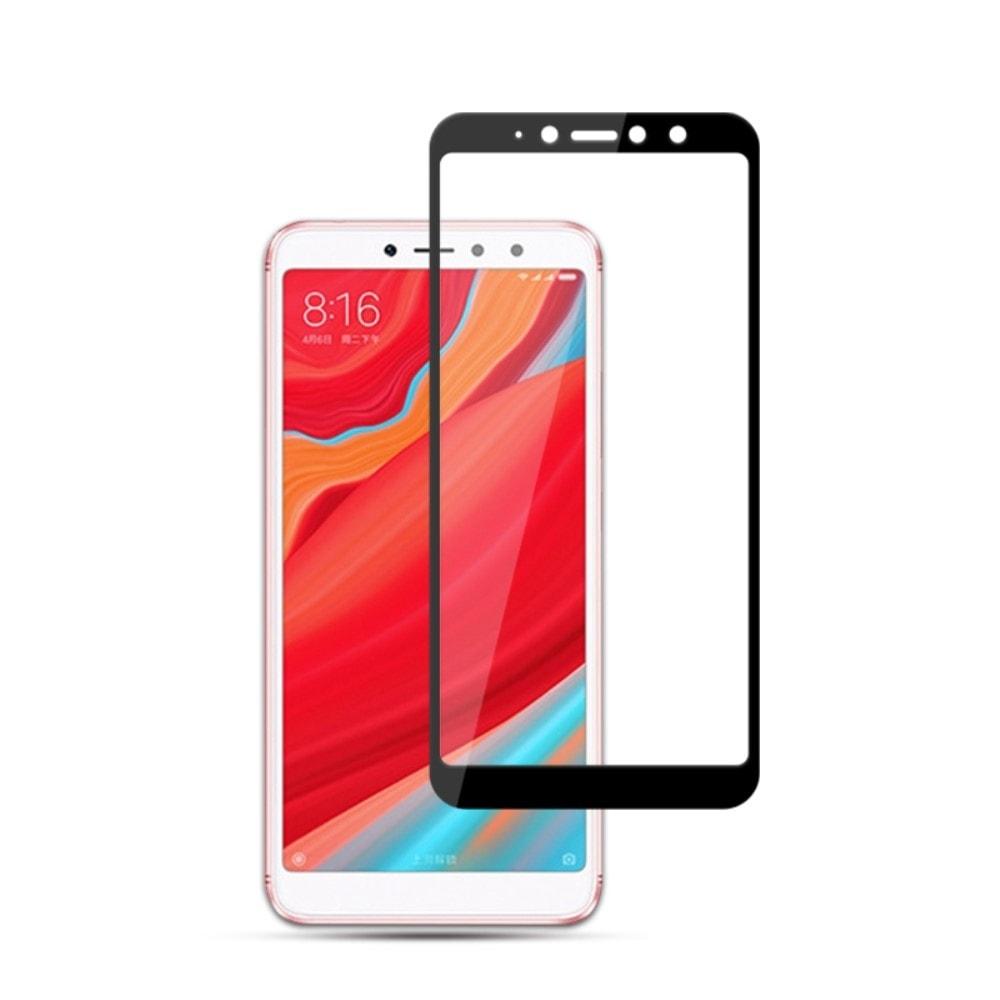 Xiaomi Redmi S2 ochranné tvrzené sklo černé