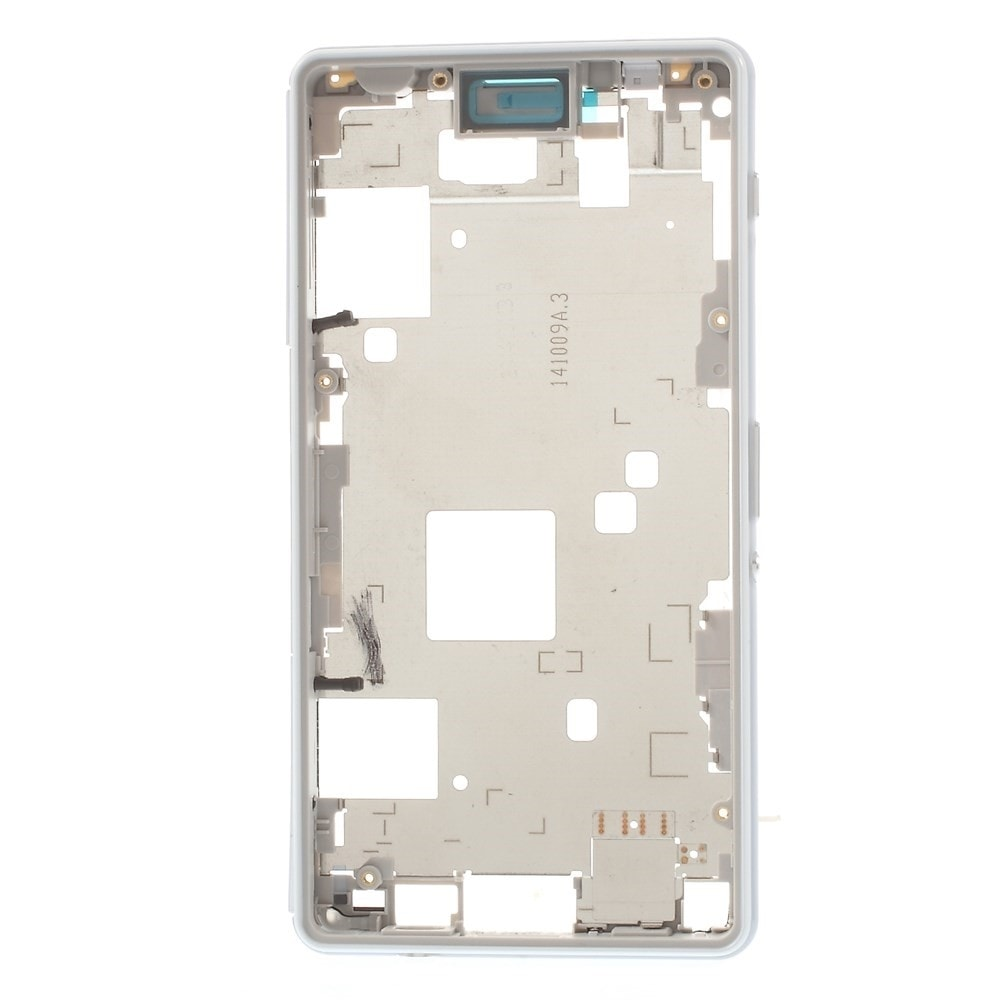 Sony Xperia Z3 compact střední kryt rámeček LCD displeje D5803 bílý