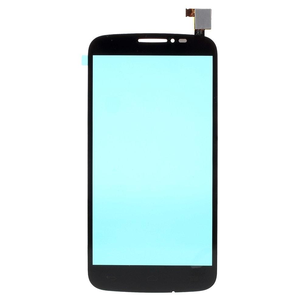 Alcatel One Touch Pop C7 7041 7040 dotykové sklo digitizer černý