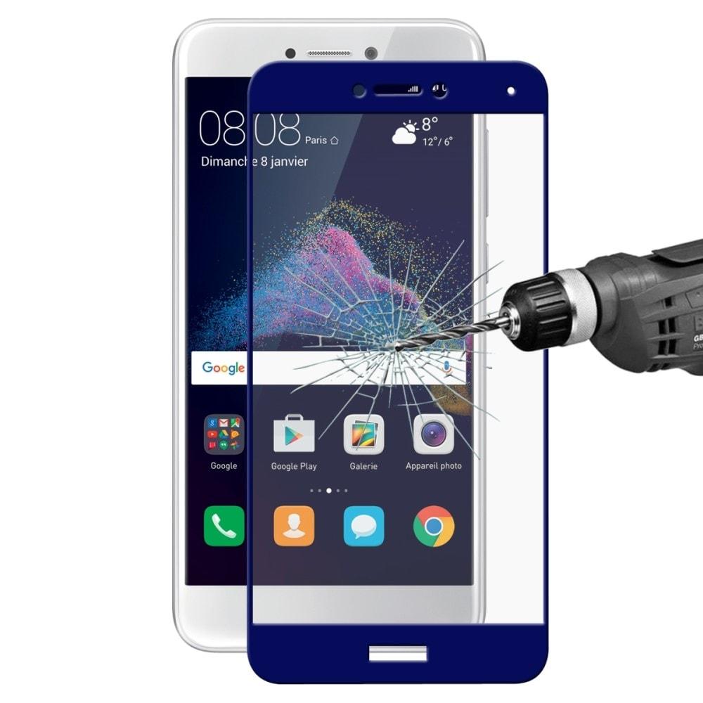 Huawei P9 Lite 2017 / Honor 8 Lite Ochranné tvrzené sklo 3D modrá