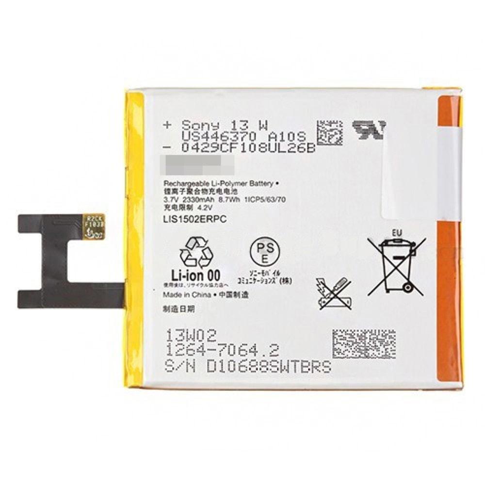 Sony Xperia Z Baterie L36h C6603 C6602