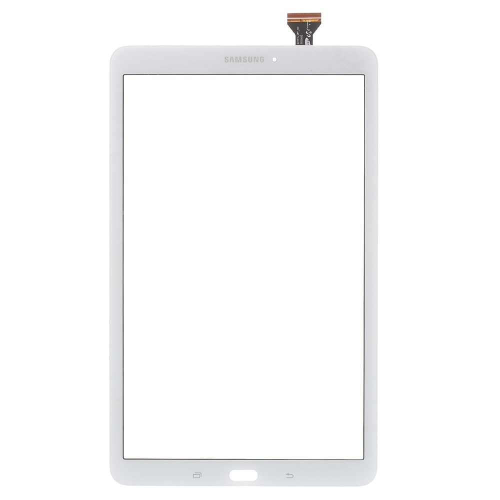 Samsung Galaxy Tab E 9.6 Dotykové sklo bílé T560