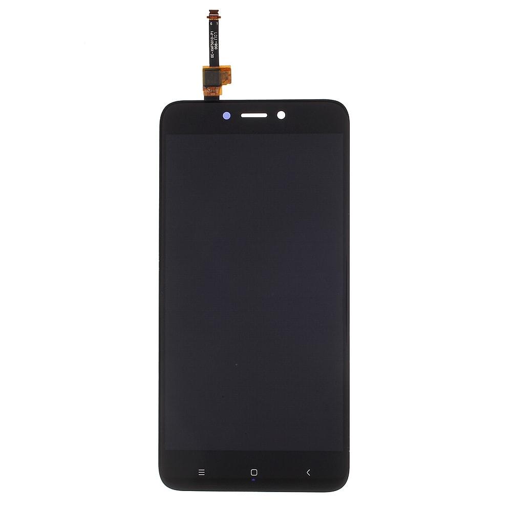 Xiaomi Redmi 4X LCD displej dotykové sklo černé