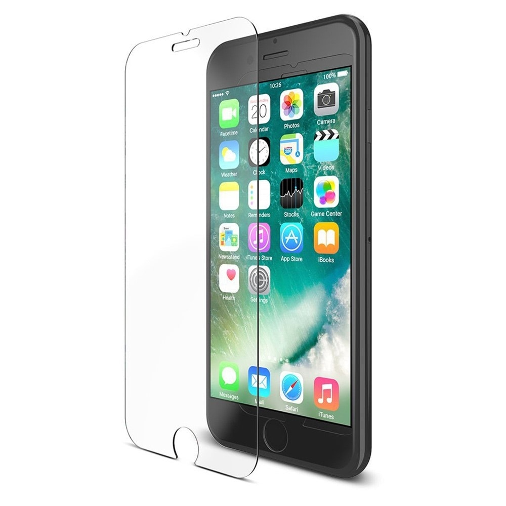 Apple iPhone 8 / 7 Ochranné tvrzené sklo 2,5D 0,26mm