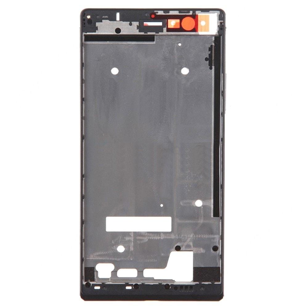 Huawei Ascend P7 střední rámeček LCD černý
