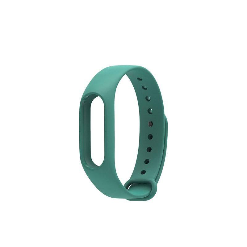 Xiaomi Mi Band 2 pásek na ruku řemínek silikonový Zelená