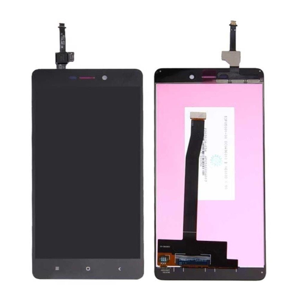Xiaomi Redmi 3 / 3S LCD displej černý + dotykové sklo komplet