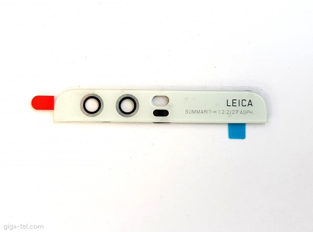 Huawei P10 krytka čočka fotoaparátu skleněný zadní zlatý