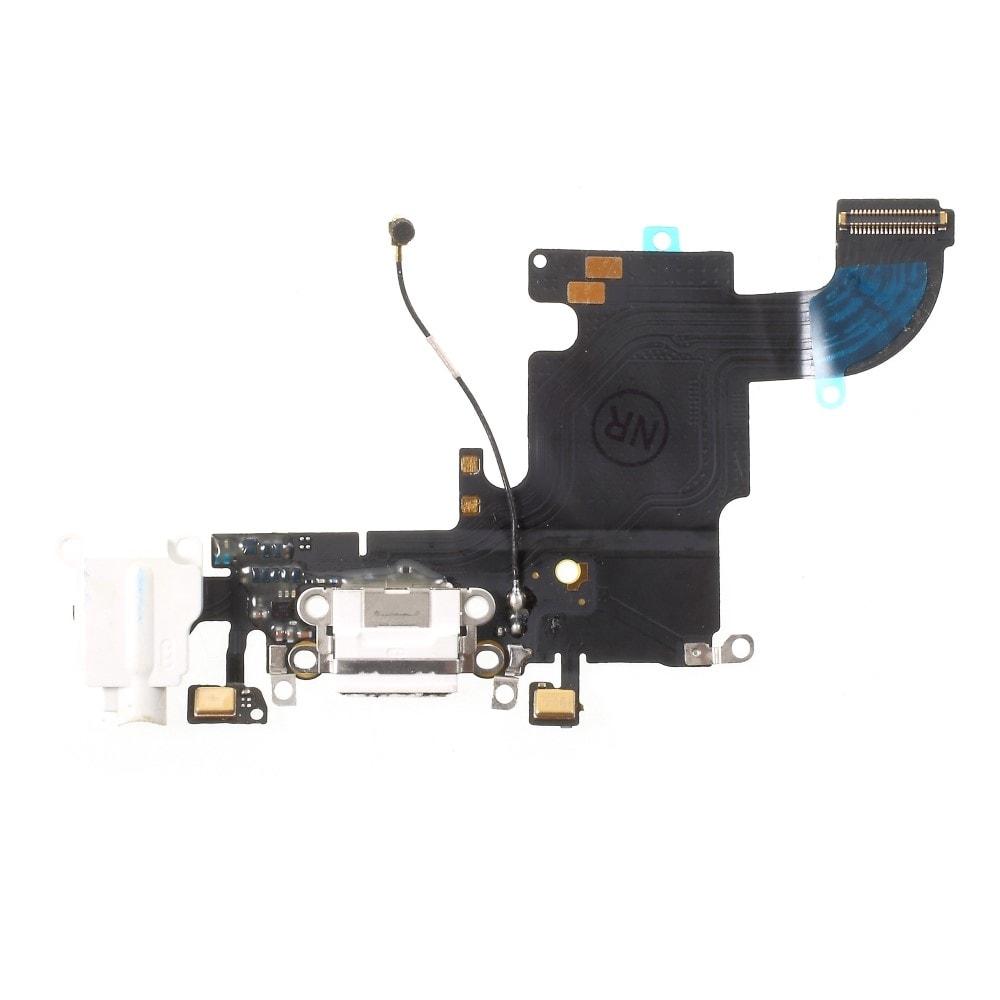 Apple iPhone 6S dock konektor nabíjení mikrofon anténa flex bílý