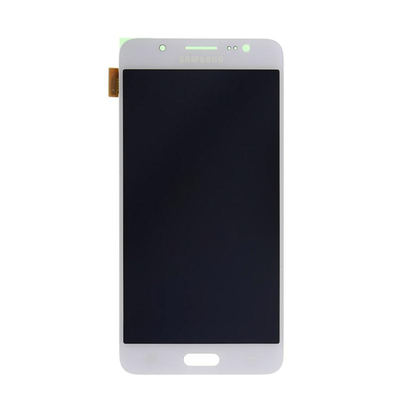 Samsung Galaxy J5 2016 LCD displej dotykové sklo bílé J510F