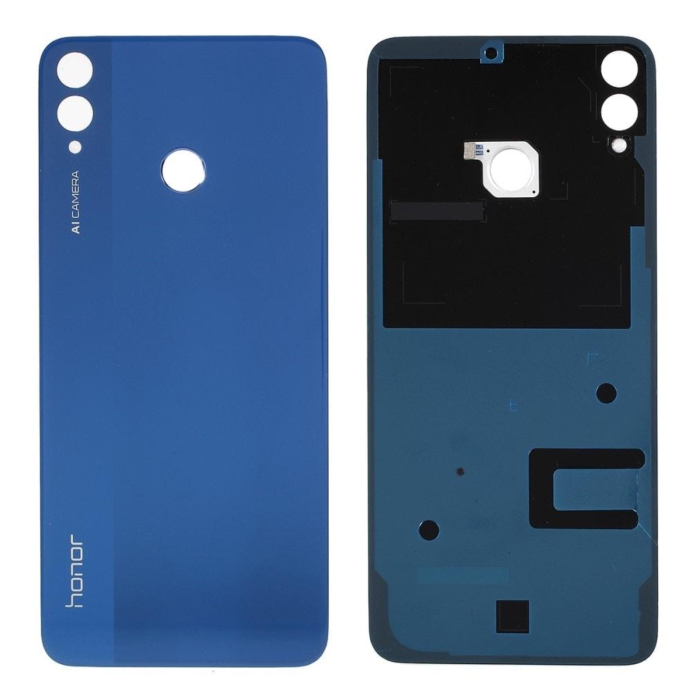 Honor 8X zadní kryt baterie světle modrý