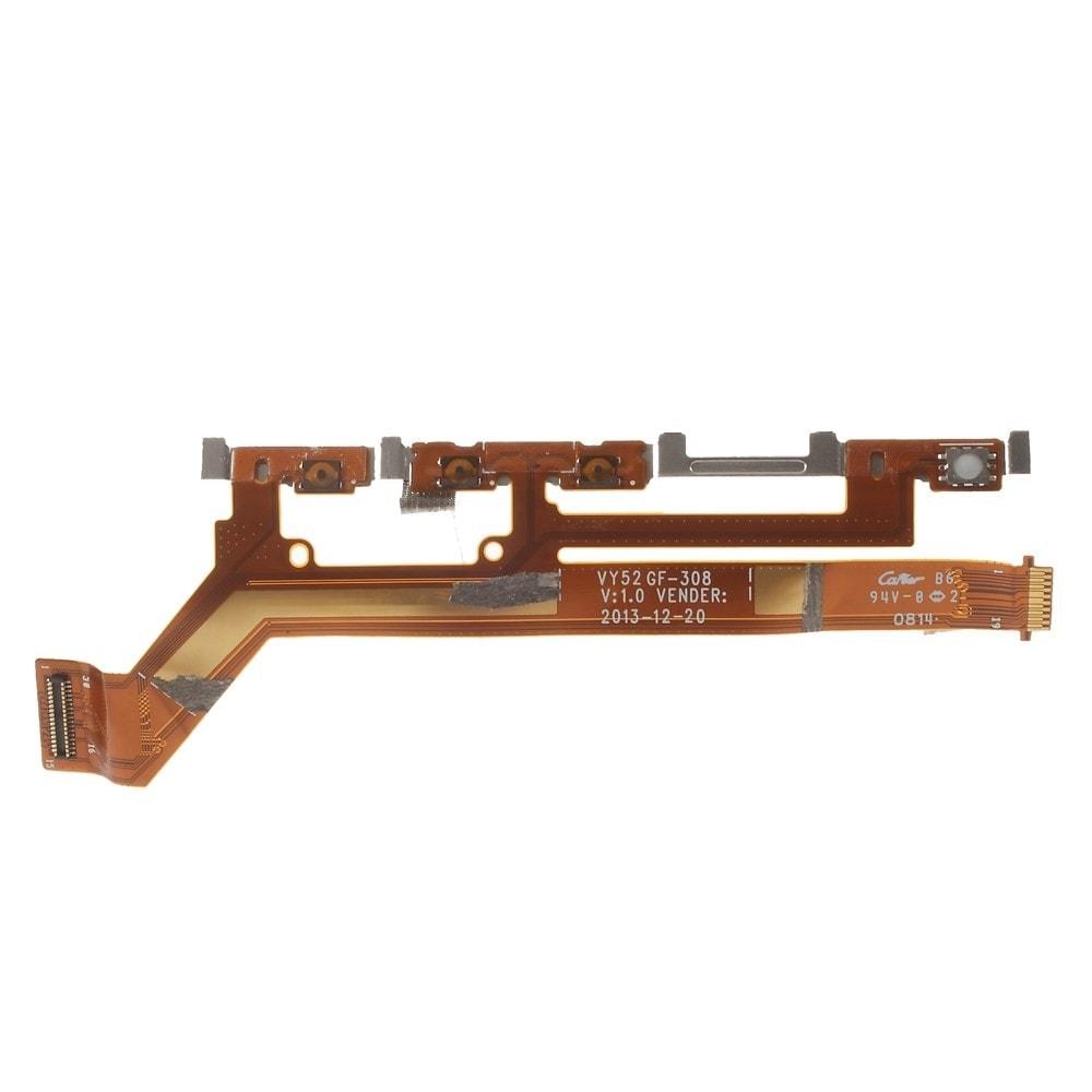 Sony Xperia M2 zapínací tlačítko power flex ovládání hlasitosti D2303