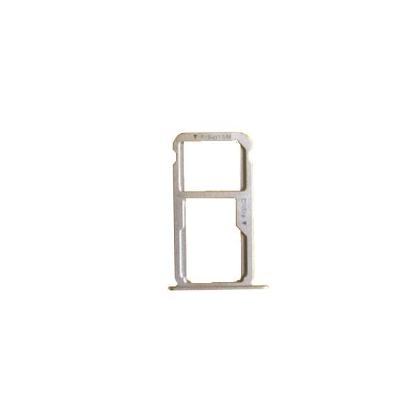 Huawei P9 Lite 2017 / Honor 8 Lite Šuplík na SIM kartu zlatý