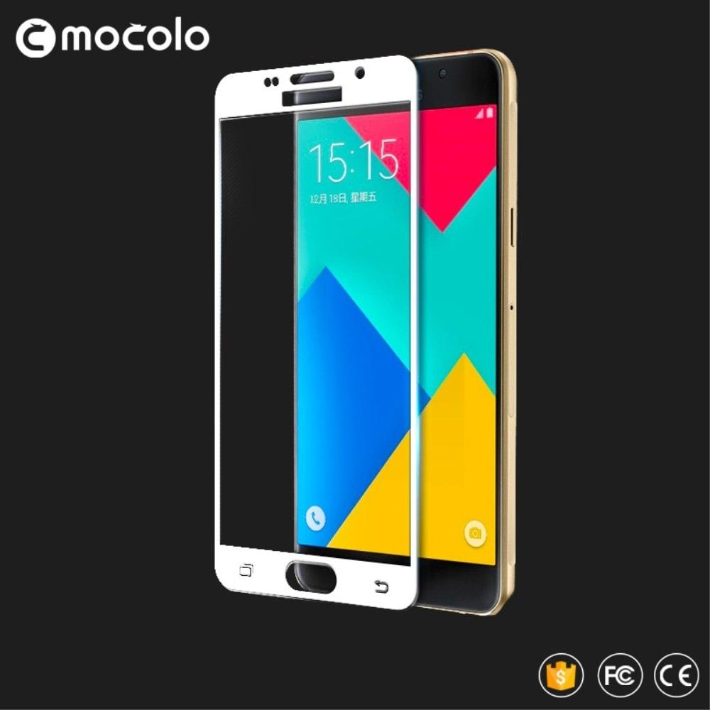 Samsung Galaxy A5 2016 3D Ochranné tvrzené sklo bílé A510