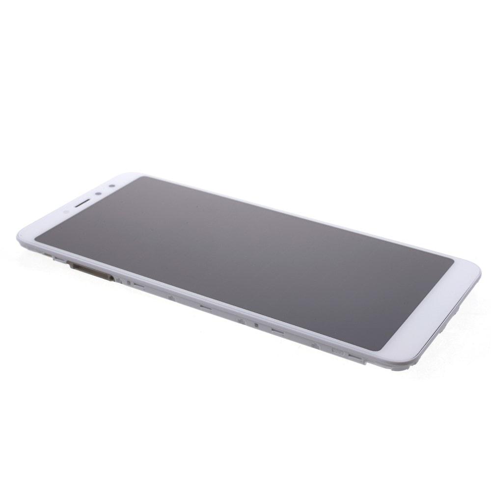 Xiaomi Redmi S2 LCD displej dotykové sklo komplet přední panel včetně rámečku bílý