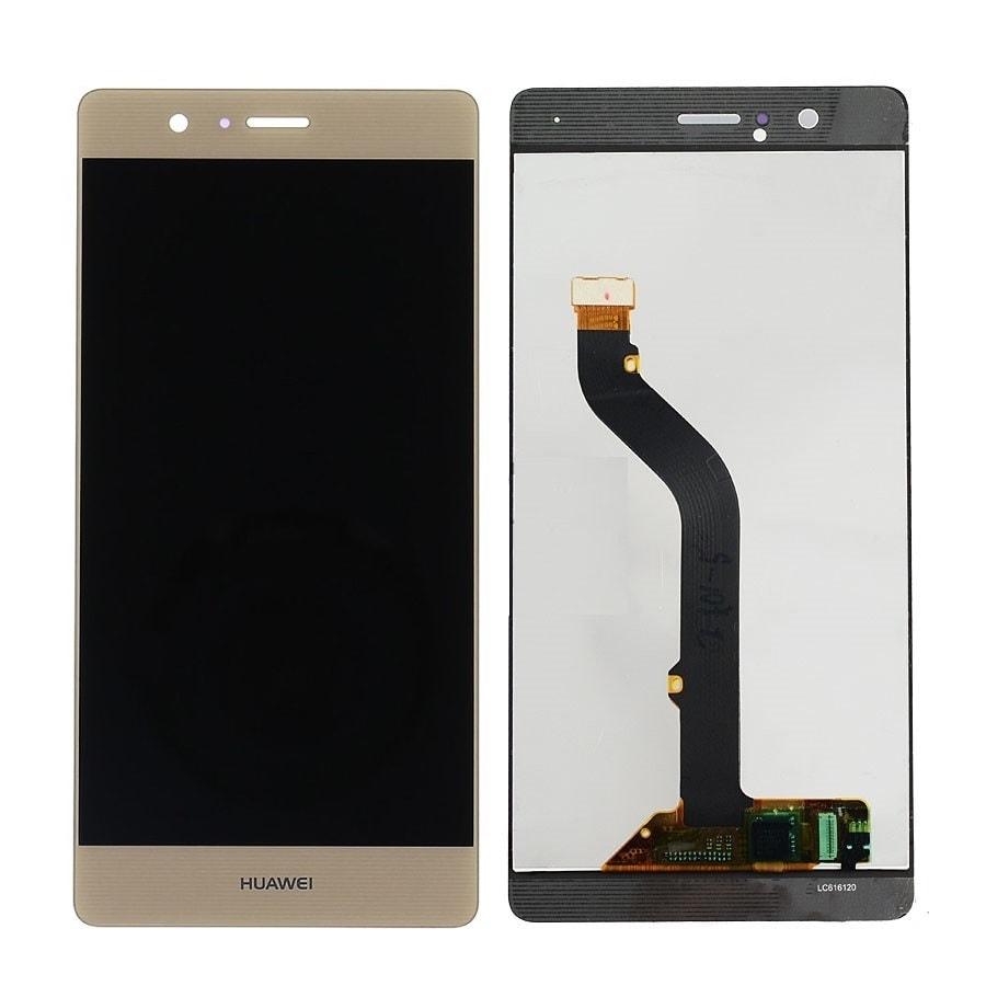 Huawei P9 Lite LCD displej zlatý + dotykové sklo komplet
