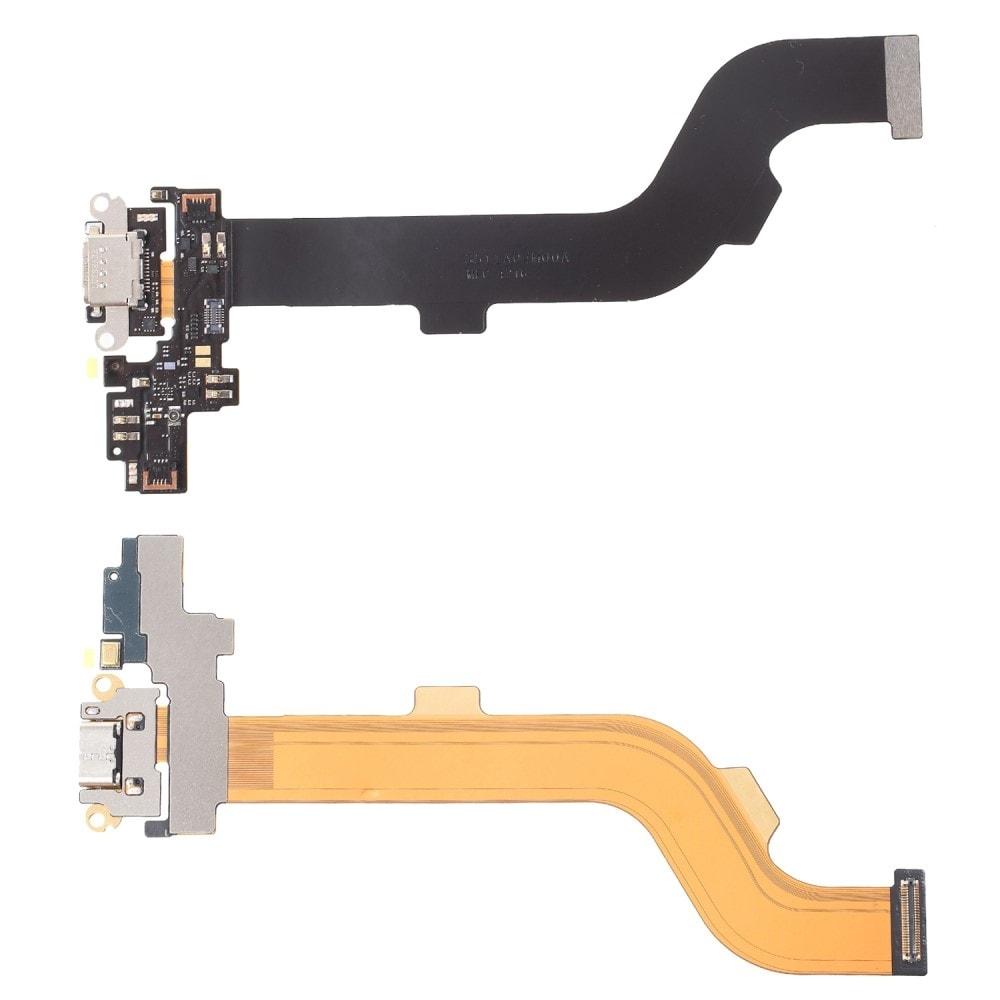 Xiaomi Mi Note 2 napájecí usb flex konektor napájen mikrofon