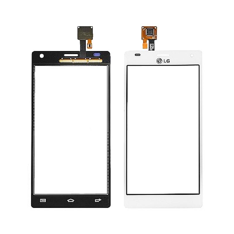 LG Optimus 4X HD dotykové sklo P880 bílé