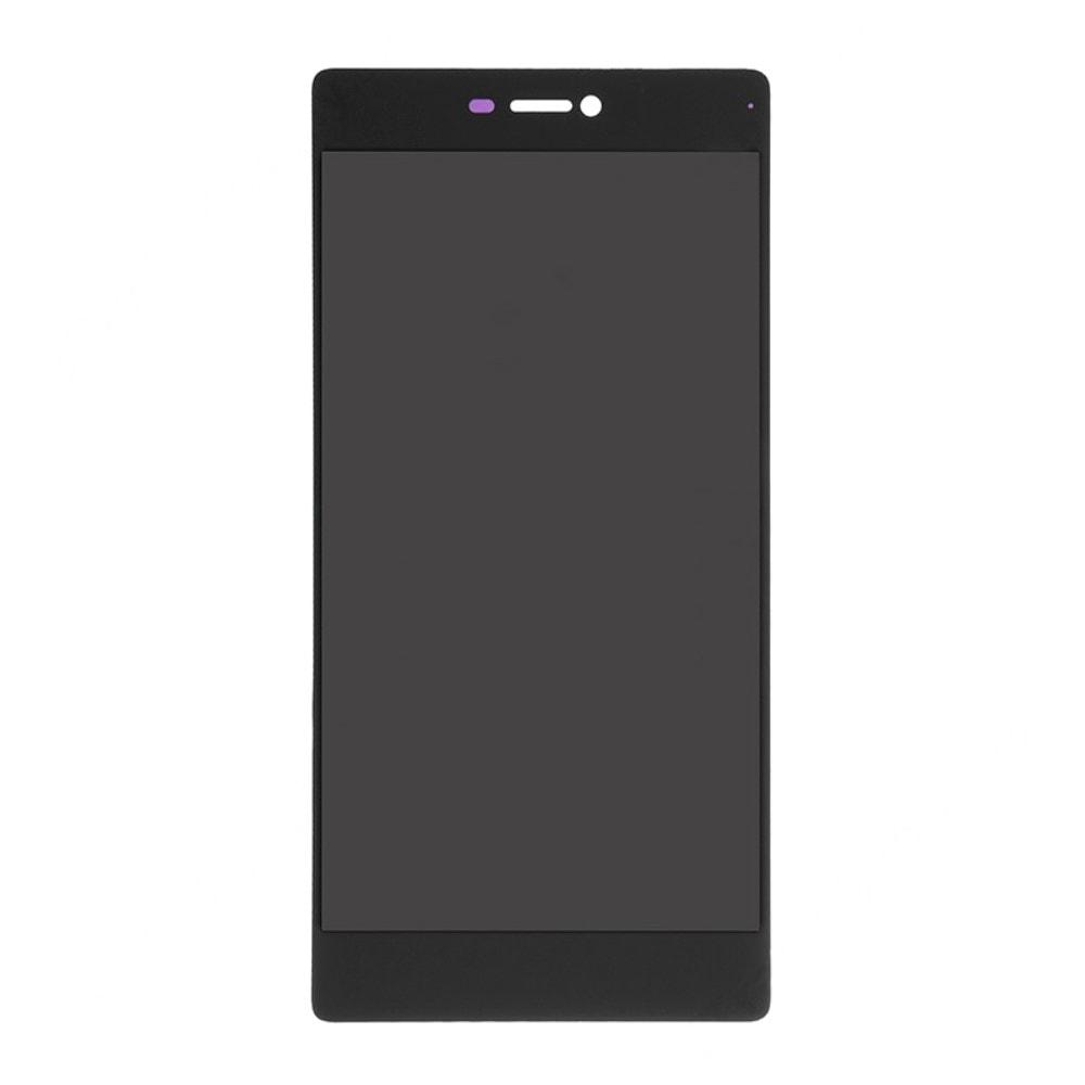 Huawei P8 LCD displej černý dotykové sklo