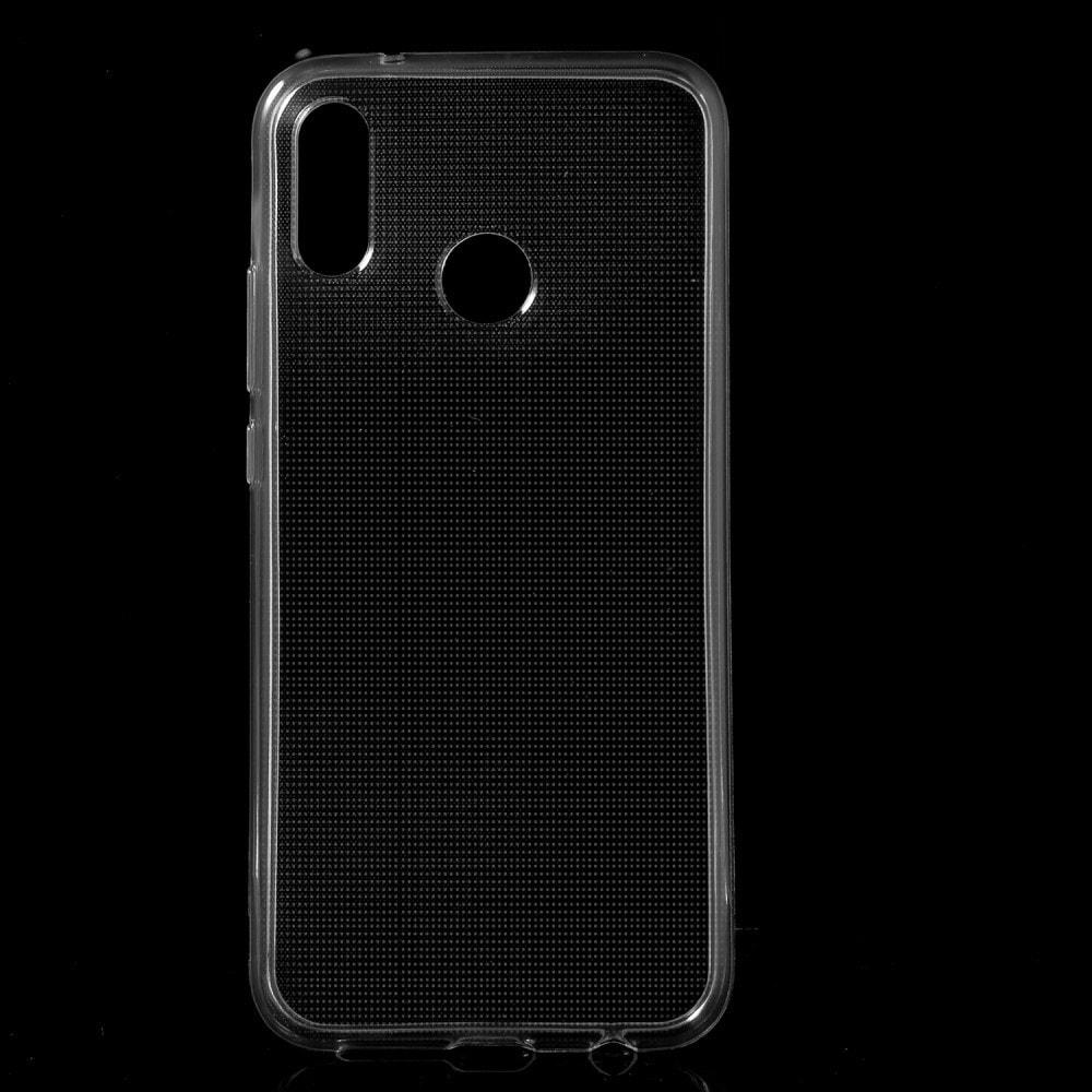 Huawei P20 Lite zadní ochranný kryt transparentní pouzdro