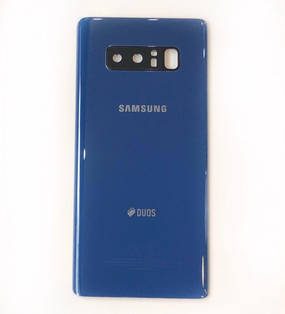 Samsung Galaxy Note 8 zadní kryt baterie originální modrý N950 Použitý