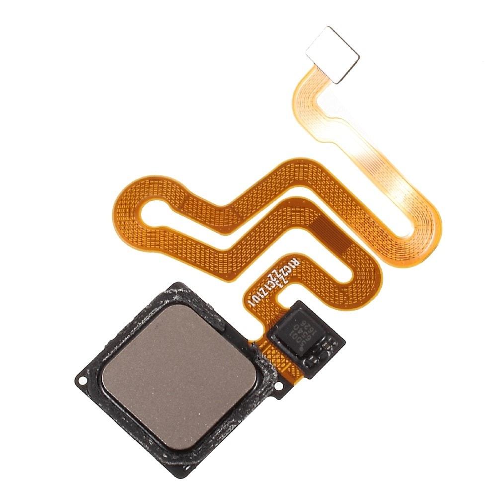 Huawei P9 / P9 Lite otisk prstu čtečka touch ID flex zlatý