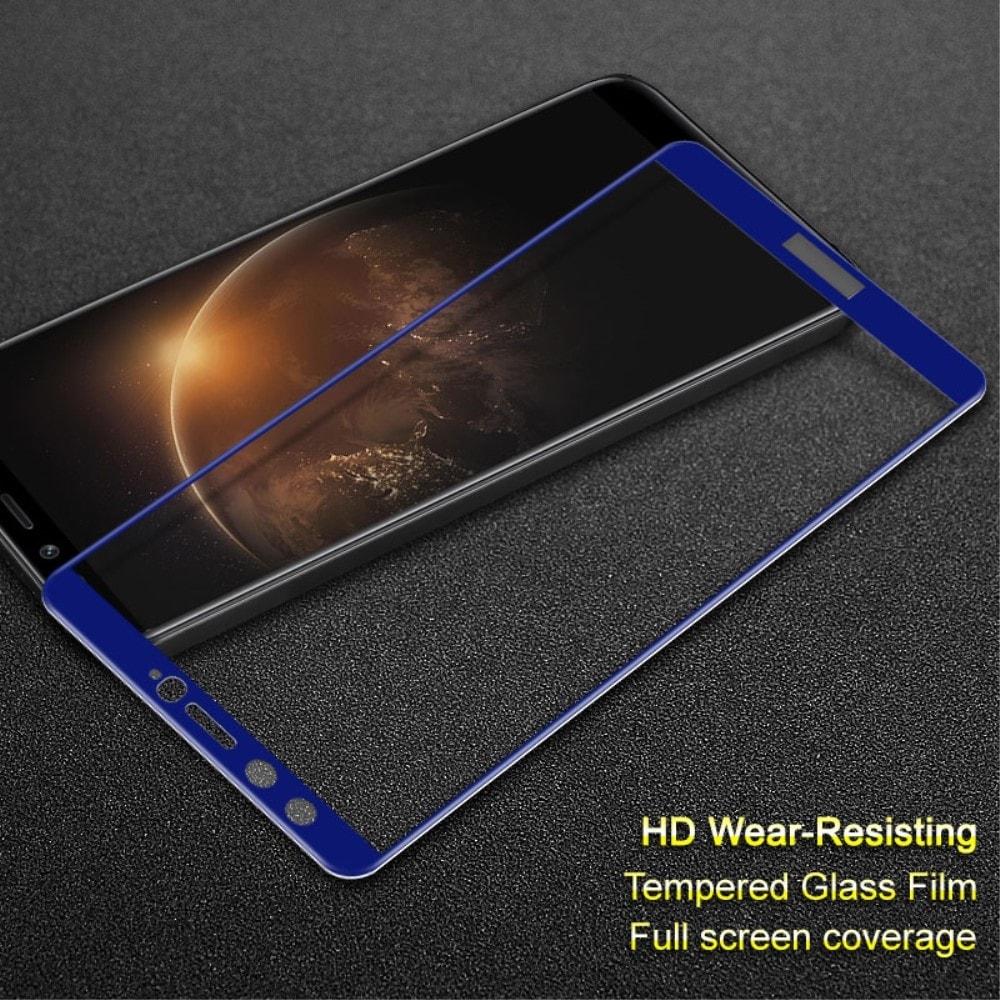 Honor 9 Lite Ochranné tvrzené sklo modré