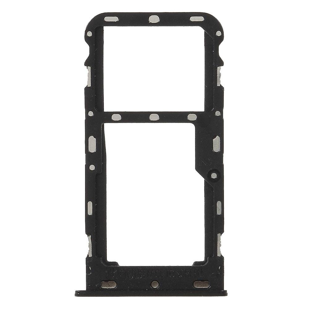 Xiaomi Redmi 5 šuplík SIM slot SD tray černý