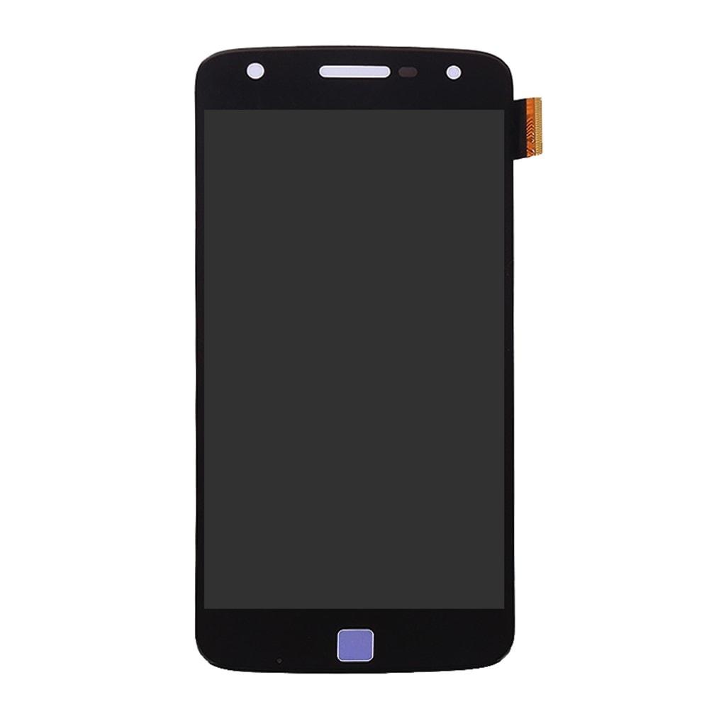 Lenovo Moto Z Play LCD displej dotykové sklo komplet černý