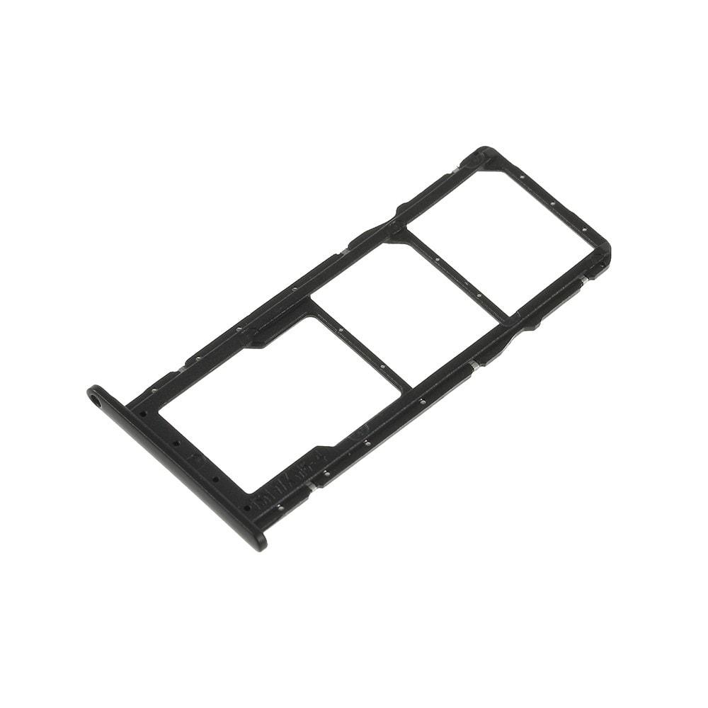 Honor 8X šuplík na SIM SD kartu DUAL černý