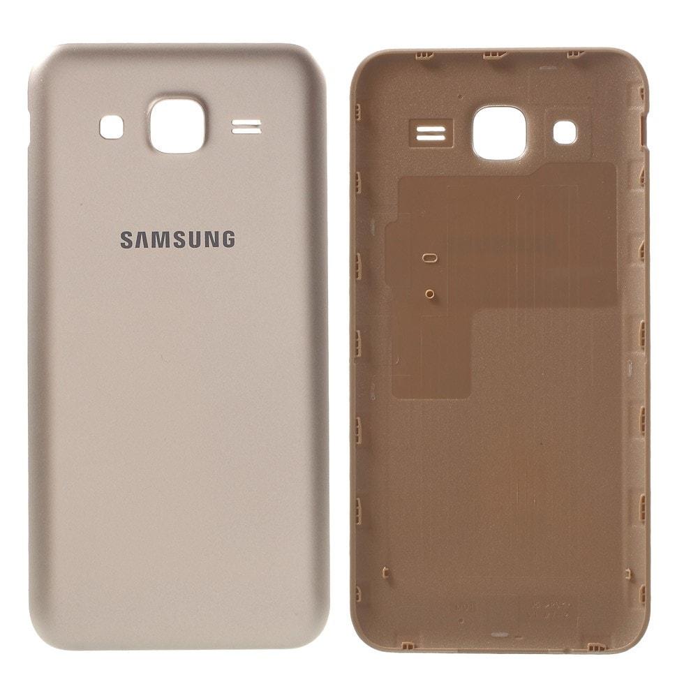 Samsung Galaxy J5 2015 zadní kryt baterie zlatý J500F