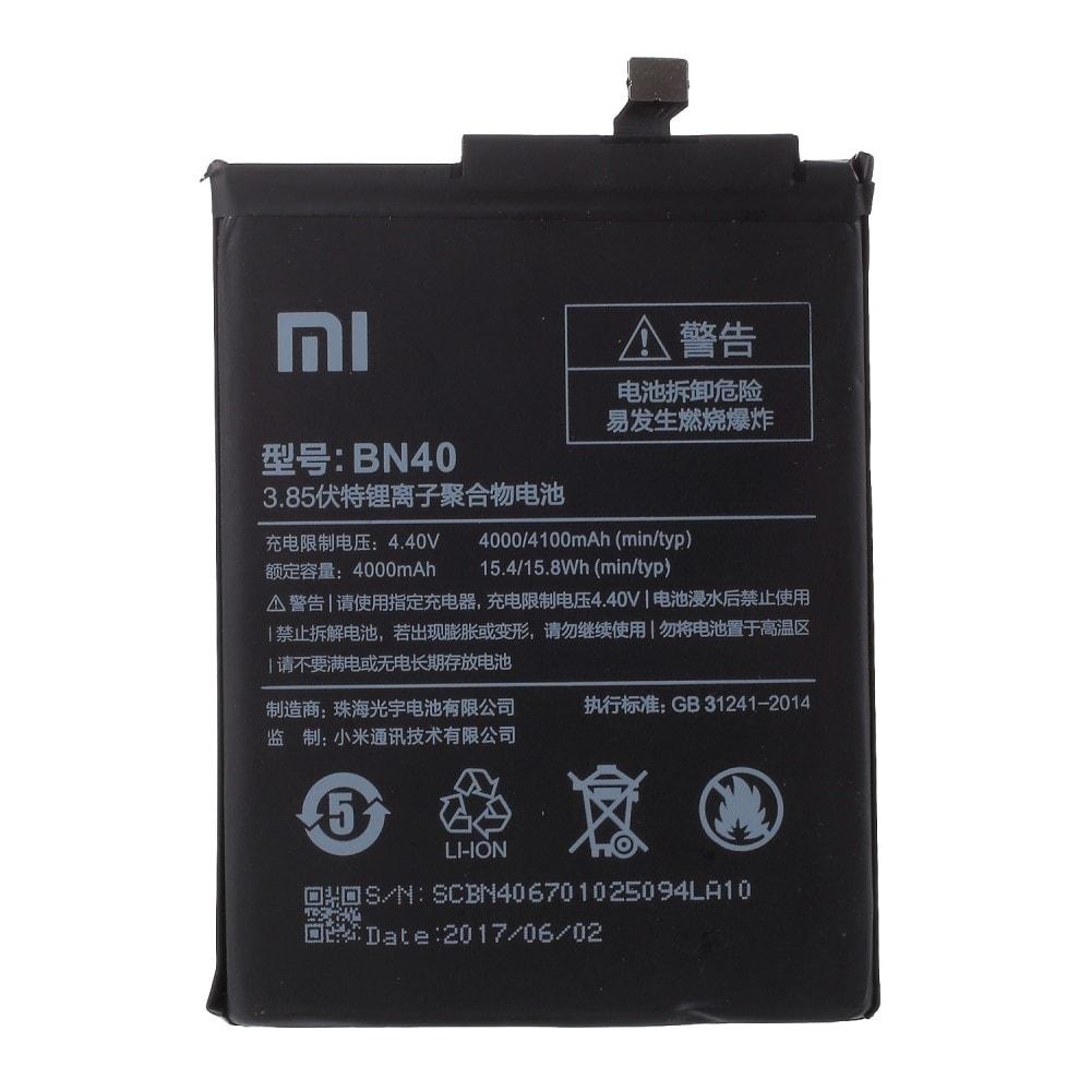 Xiaomi Redmi 4 / Redmi 4 Pro baterie BN40