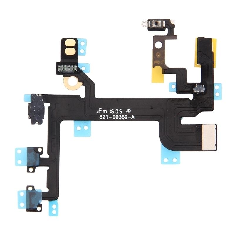 Apple iPhone SE zapínací tlačítko flex ovládání volume hlasitosti power blesk