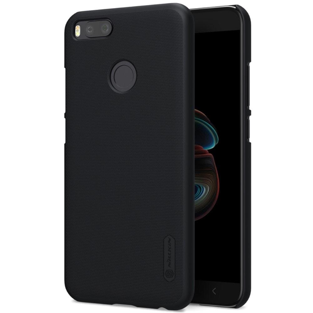 Xiaomi Mi A1 Nillkin super frosted ochranné pouzdro zadní kryt černý