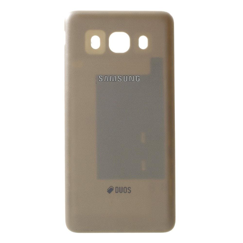 Samsung Galaxy J5 2016 zadní kryt baterie plastový s NFC anténou zlatý J510F