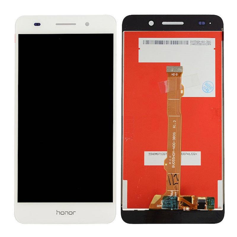 Honor 5A / Huawei Y6 II LCD displej bílý + dotykové sklo