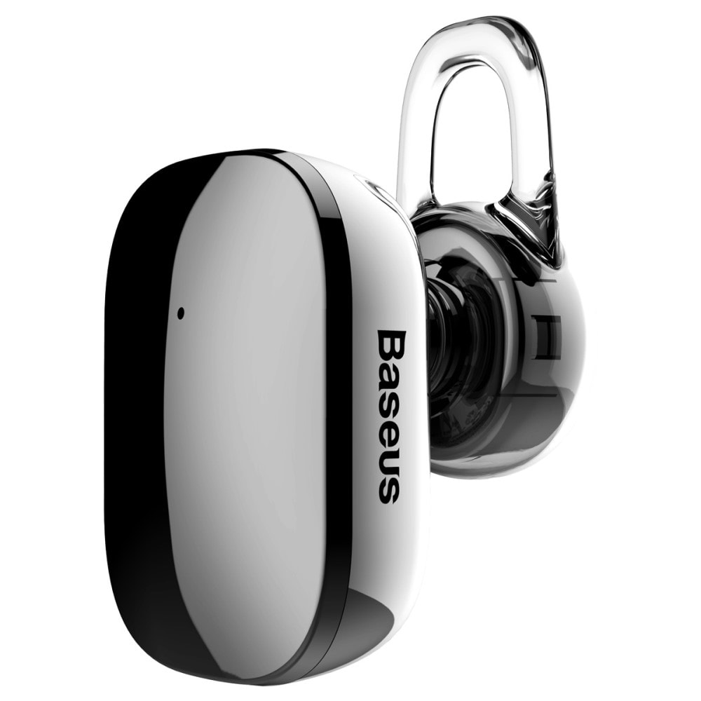 BASEUS Encok A02 Bluetooth sluchátko 4.1 černé lesklé