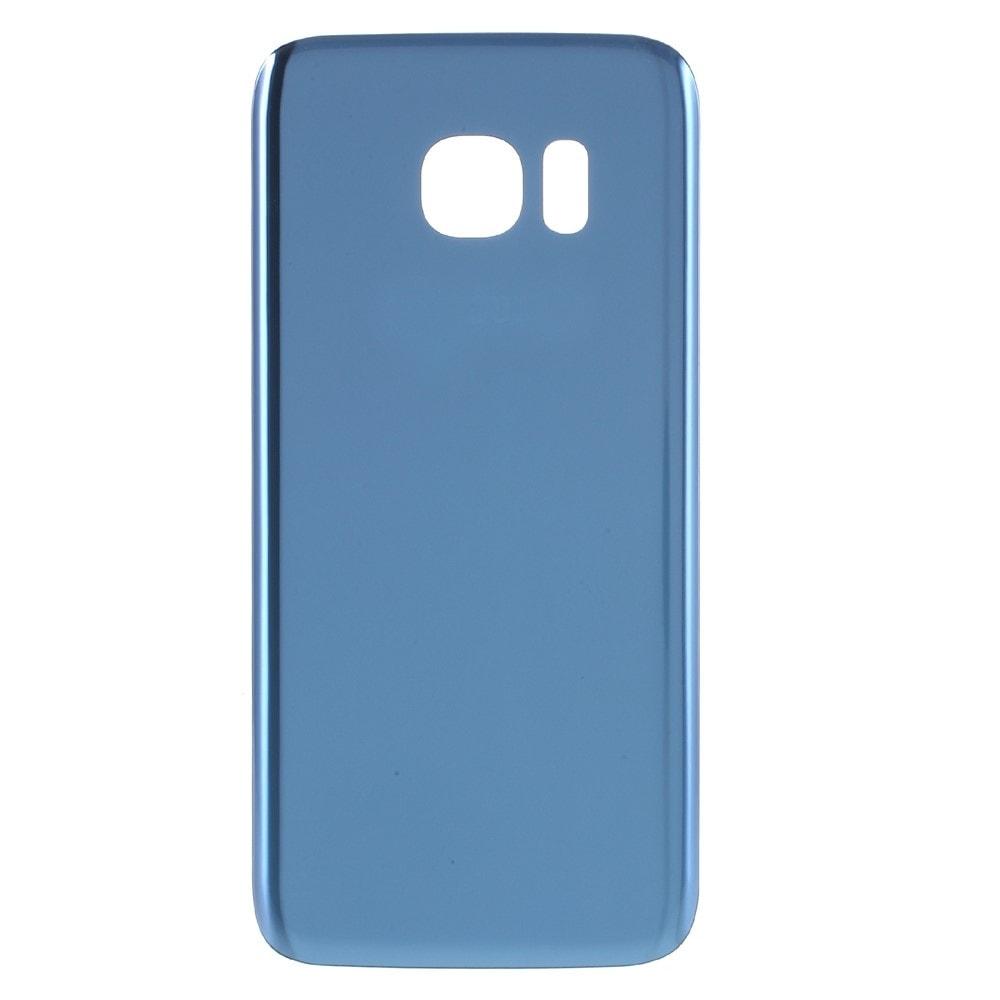 Samsung Galaxy S7 zadní kryt baterie modrý Blue Topaz G930F