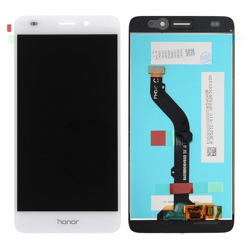 Honor 7 Lite / 5C LCD displej bílý + dotykové sklo komplet