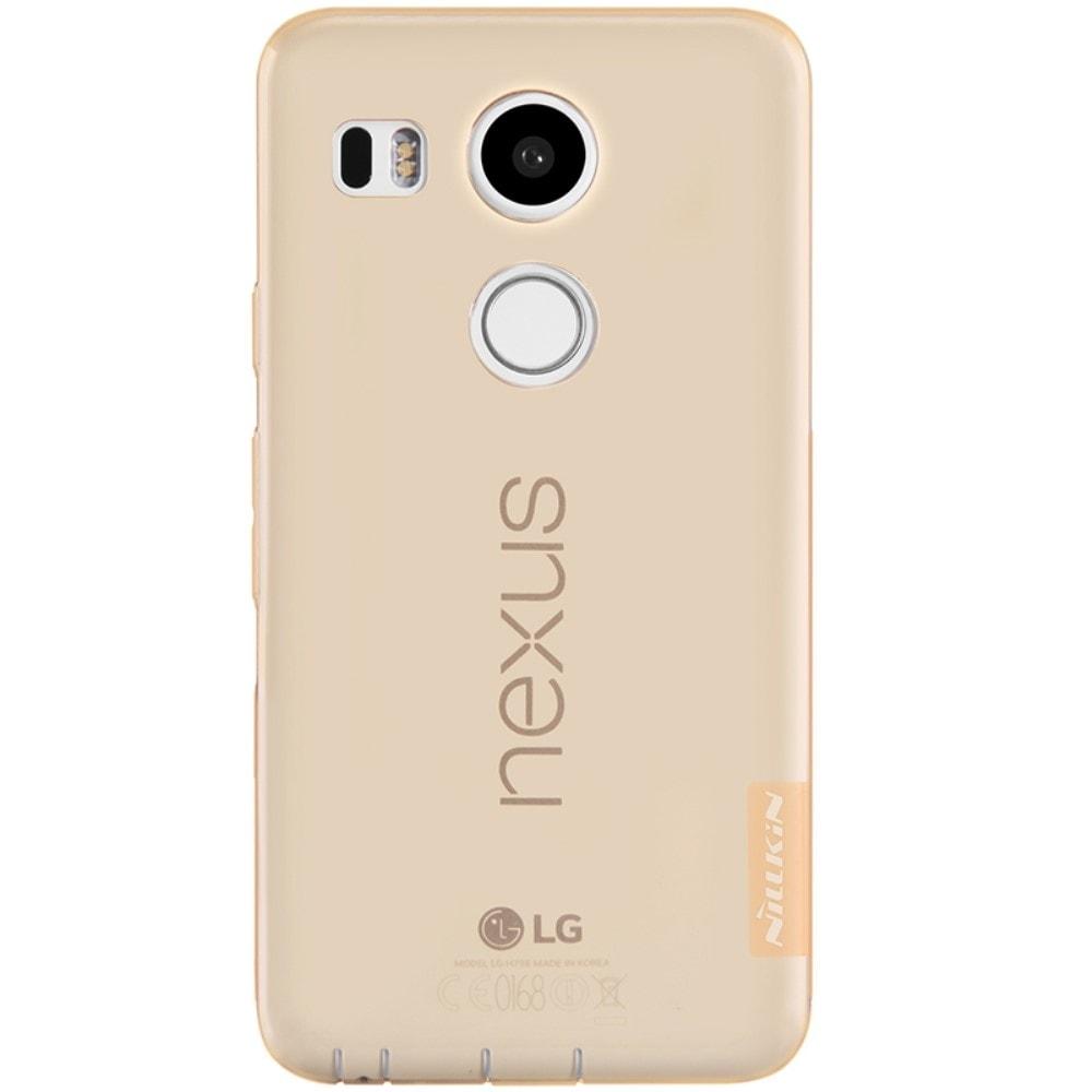 LG Nexus 5X Ochranný obal pouzdro Nillkin
